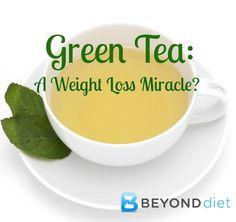 Green Tea: A Weight Loss Miracle?