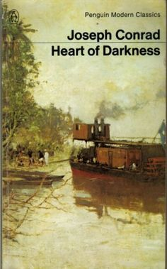 #28 -- Heart of Darkness by Joseph Conrad -- Read c. 1982 -- ★ ★ ★ ☆ ☆ -- 1001 Books Everyone Should Read Before They Die