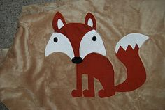 Just Watching My Garden Grow: Sew Crafty Saturday: Fox Quilt