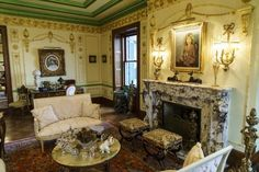 Chapel Hill Mansion in the Bronx - New York American Castle Home Tour