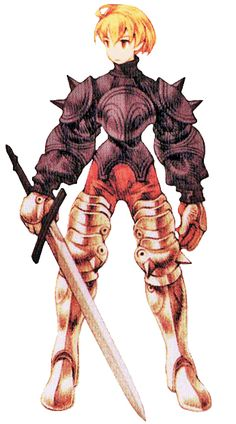 View an image titled 'Ramza Art' in our Final Fantasy Tactics art gallery featuring official character designs, concept art, and promo pictures. Final Fantasy Quotes, Arte Final Fantasy, Final Fantasy Tactics, Final Fantasy Artwork, Final Fantasy Characters, Fantasy Armor, High Fantasy, Anime Fantasy, Game Character Design