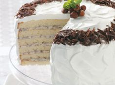 Makeover Ricotta Nut Torte Recipe
