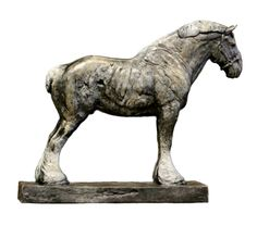 """""""The King""""- by Rod Zullo FNSS, Bronze ~ 7"""" x 9"""""""