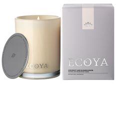 ECOYA Madison Jar - Coconut & Elderflower  http://www.ecoya.com/