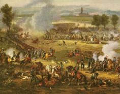 The Battle of Marengo was fought on 14 June 1800 between French forces under Napoleon Bonaparte and Austrian forces near the city of Alessandria, in Piedmont, Italy. The French overcame General Michael von Melas's surprise attack near the end of the day, driving the Austrians out of Italy, and enhancing Napoleon's political position in Paris as First Consul of France in the wake of his coup d'état the previous November.