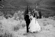 Canmore Wedding Photographer | Ryan & Lise's Stewart Creek Wedding » Calgary Wedding Photographers | Calgary Wedding Photographer