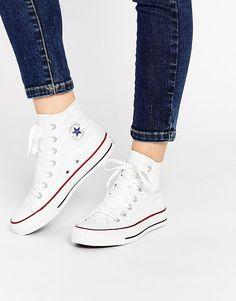 f7e3cabcc5b4 Converse all star high top white trainers Star Wars, Shopping Online,  Stelle, Adidas