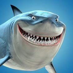 Disney Pixar, Disney Animation, Disney Cars, Pixar Movies, Disney Movies, Hai Tattoos, Shark Pictures, Business Cartoons, Shark Art