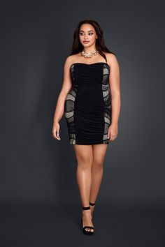 NEWS FLASH! Over 100 new items added to sale! Plus Size Dresses from Fashion To Figure
