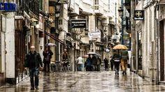 Las mejores calles de España para ir de compras: entre ellas, la calle Real de A Coruña. Spain, Street View, Relleno, Shopping, Ideas, Street, Get Well Soon, Cities, Fotografia