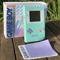 vaporwave fashion The most aesthetic game of retrotech piece ever # Aesthetic Objects, Retro Aesthetic, Aesthetic Outfit, Aesthetic Grunge, Aesthetic Girl, Game Boy, Vaporwave Fashion, Nintendo Console, Game Room Design
