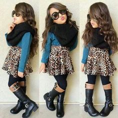 Vry cute boots animal prints love it