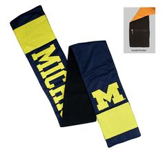 Michigan Wolverines NCAA Jersey Scarf
