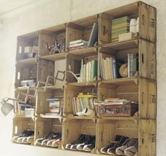 where do you find wine crates?