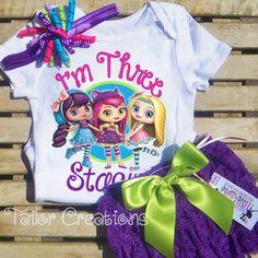 Little Charmers Personalized Petti Lace Set 9th Birthday Parties, Third Birthday, Birthday Celebration, Birthday Ideas, My Princess, Little Princess, Little Charmers, Purple Cakes, Birthday Cake Smash