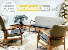 Welkom, morgen zat 6 aug open loodsdag  veel nieuwe vintage treasures www.bestwelhip.nl