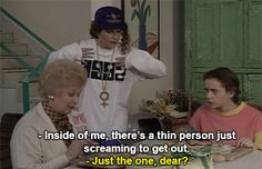 Ab Fab Quotes: 21 Of The Funniest Absolutely Fabulous Quotes Of All Time British Sitcoms, British Comedy, Comedy Tv, Comedy Show, Absolutely Fabulous Quotes, Ab Fab Movie, Welsh, Patsy Stone, Jennifer Saunders