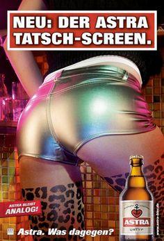 Astra-Tatsch-Screen