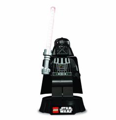 LEGO Star Wars Darth Vader Desk Lamp -- Check this awesome product by going to the link at the image.Note:It is affiliate link to Amazon. #commentlike