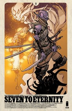 Seven To Eternity Issue - Read Seven To Eternity Issue comic online in high quality Image Comics, Comics Online, Comic Artist, Master Chief, Indie, Sci Fi, Creatures, Fictional Characters, Character Inspiration