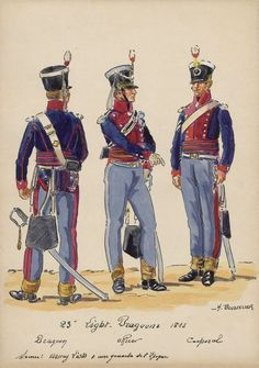 British Army Uniform, British Uniforms, Waterloo 1815, Battle Of Waterloo, Napoleonic Wars, Military Art, Regency, Britain, Empire