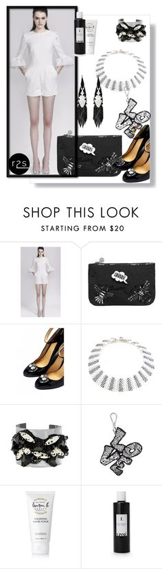 """""""R2S"""" by runway2street ❤ liked on Polyvore featuring Forest of Chintz and Lauren B. Beauty"""