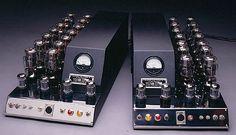 Price-no-object monoblock tube amps.