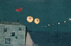 SEIMIYA, Naobumi / 'Roaming Butterfly'. 1963