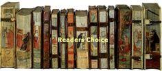 Reach the Stars: [Poll] Readers Choice Abril 2014