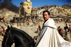 Première image de Christian Bale dans Exodus de Ridley Scott