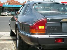 1991 Jaguar XJS 5.3Lt Coupe - The Purr-fect Gift Shop