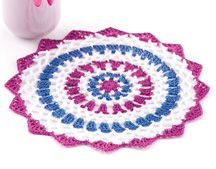 """Beginners First Doily from my online classes, """"Learn to Crochet with Thread"""" and """"Beginner's First Doily"""" on the Annie's website Crochet Classes, Learn To Crochet, Crochet Projects, Thread Crochet, Crochet Doilies, Crochet Stitches, Doily Patterns, Crochet Patterns, Types Of Knots"""