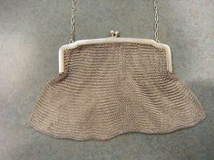Sterling Antique Purse | eBay