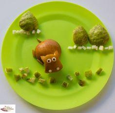 Healthy kids snacks Pear Hippo