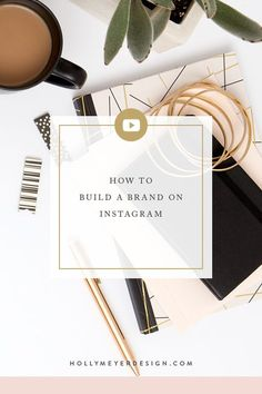 You're not sure where to begin when it comes to creating consistent content that will keep your Instagram followers engaged. Let alone style your Instagram feed in a way that reflects your brand. I've got you covered! Watch the video below for my top tips on how to build a brand on Instagram. In Summary 1. Layout your foundation with a content calendar. Determine ahead of time which topics and themes you want to post. 2. Sketch out a game plan. Layout a grid on a piece of pape...