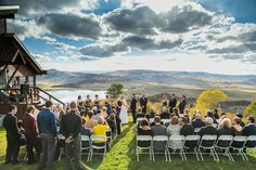 Bella Vista Estates, Steamboat Springs CO - Cannabis Friendly Weed Wedding -  Alter on Loveandmarij.com
