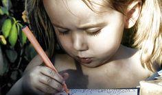 Guide: Forstå dit barns tegning