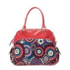 Un bolso cambiador sofisticado, atrevido, moderno, pero eso sí funcional y con diseño. #bolsos #kiwisac