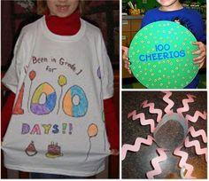 100 Day of School Activities {14 diy ideas} - Tip Junkie