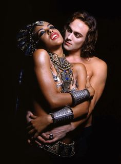 Queen of the Damned  - My hubby and I still miss that woman! She was an Epic personality, in every way.