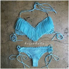 Sea spray bikini