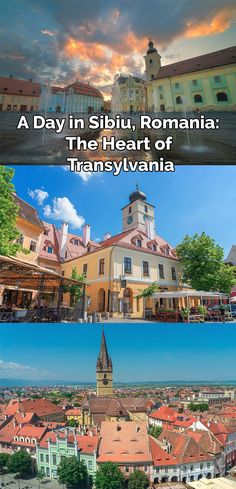 Sibiu: A City At The Heart Of Transylvania – Travel World Sibiu Romania, Turism Romania, Romania Travel, Budapest, By Train, Travel Inspiration, Travel Ideas, Travel Tips, Travel Abroad