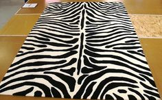 Tapis 100% laine faits main, hand tufted - Collection Wild Life dessin WL-88