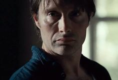 Mads Mikkelsen in The Door, 2009.....To much fun......my friend knows me well......suppose you went to the door and Mads was there?