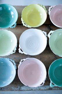 Fabulös inspiration: Keramik en massa