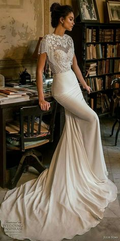 "Julie Vino Fall 2018 Wedding Dresses ""Havana"" Bridal Collection"