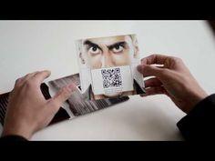Jive Talk - 123 Jump! Album - Augmented Reality CD Package - QR Code