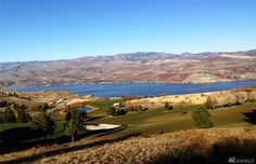 Lake Chelan View lots at Bear Mountain Ranch Golf Course community. Large half acre easy build lot with panoramic views of one of the top courses in the US. Surrounded by the Cascade Mountain Range and overlooking the pristine 50 mile long glacier fed lake, you will enjoy building your vacation or year around home in this great community. Adjacent lot available to protect your view or use for additional landscape or building. Bear Mountain, Mountain Range, Top Course, Vacant Land, Cascade Mountains, Acre, Ranch, Golf Courses, This Is Us