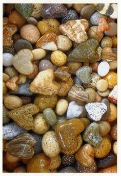 Piedras  corazón