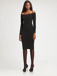 Ralph Lauren Black Label - Cashmere Dress - Saks Fifth Avenue